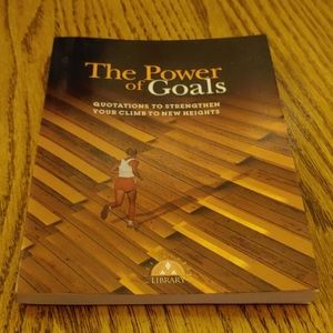 The Power of Goals book